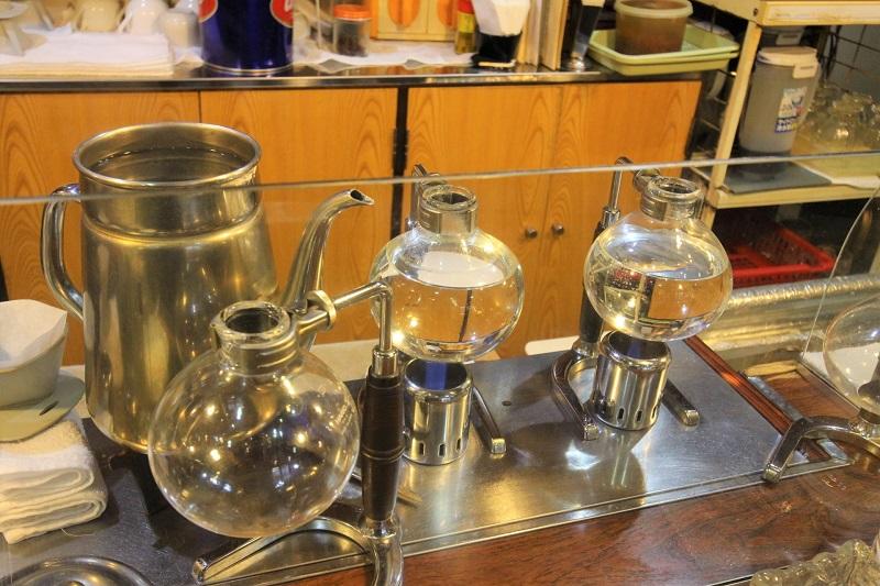 浜松町駅周辺にあるレトロな喫茶店